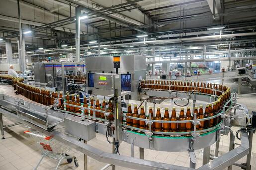 Bottling Line Automation