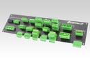 CCI_PCB connectors on board