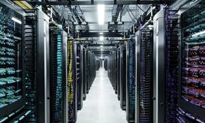 Data center service wiring