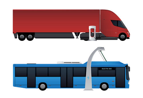 Electric Truck and Bus