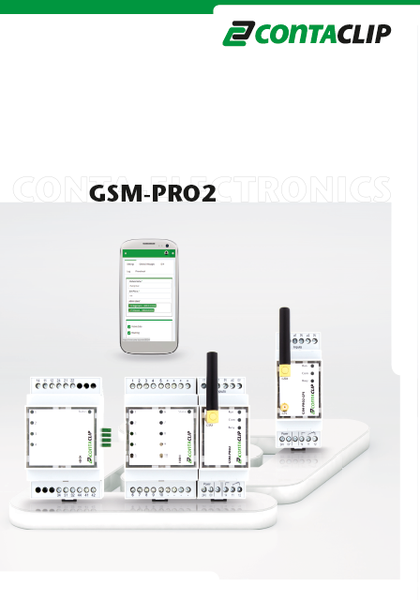 GSM 2G and 3G Communications Module