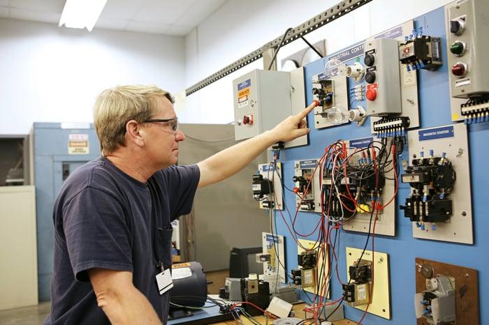 Industrial Control Design