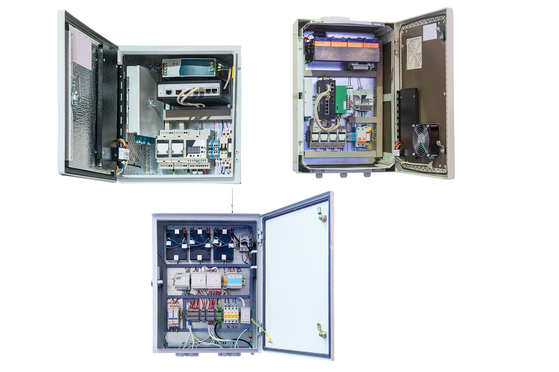 Multiple Control Panels