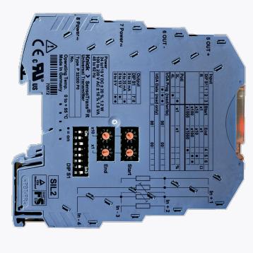 Resistance-Transmitter