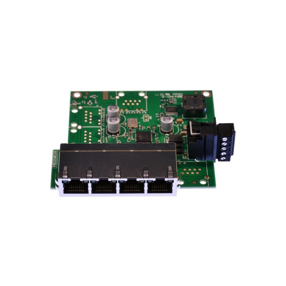 Brainboxes_unmanaged switch for embedded applications