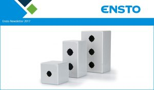 New Ensto Pushbutton Enclosures