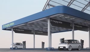 Electric Vehicle and Charging Station Infrastructure: An Overview