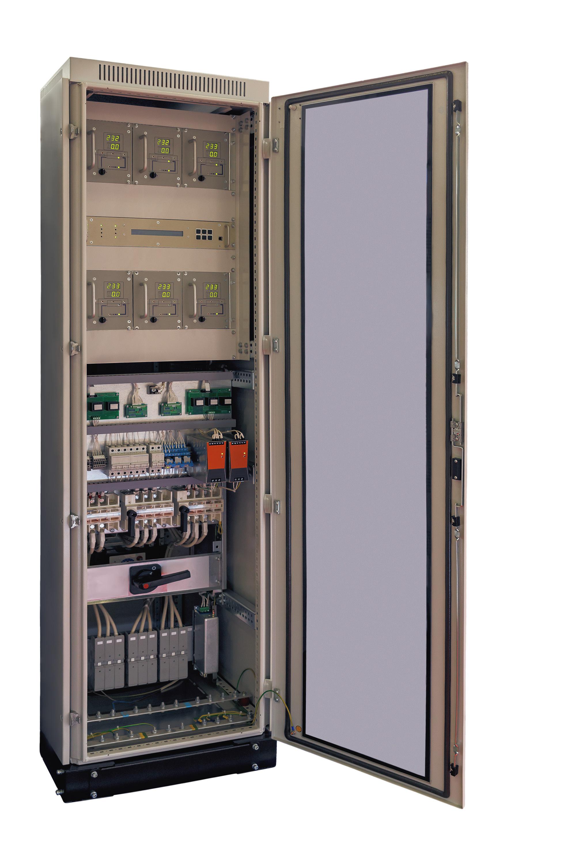 Motor Control Panel_single door